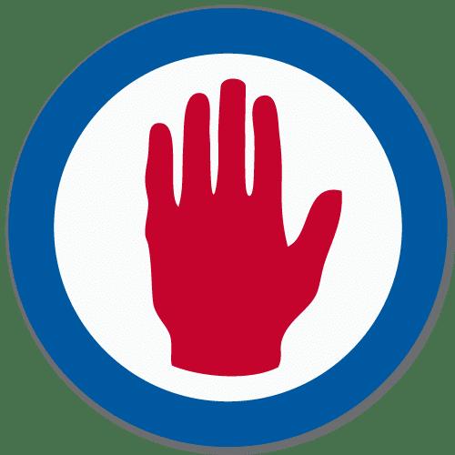 Vassdragsskilt 2-01 NVE Adgang forbudt