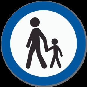 Vassdragsskilt 3-02 NVE Barn skal leies