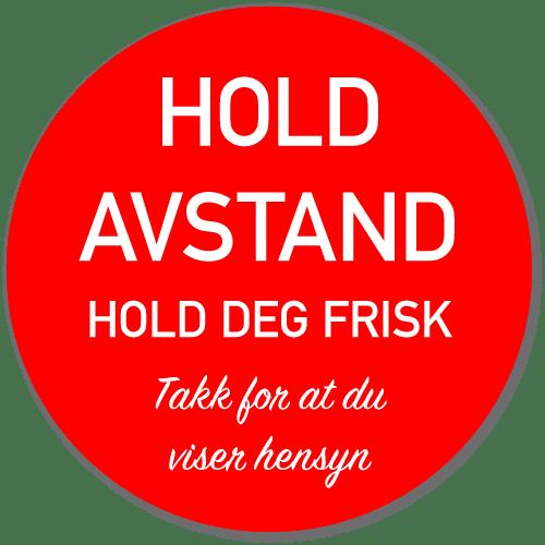 Avstandsmarkør | Hold Avstand