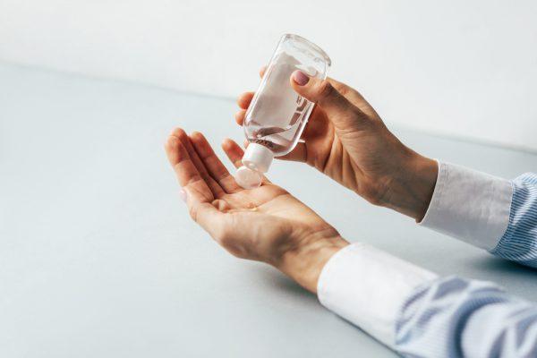Antibakteriell Håndgelé