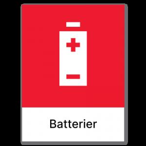 Avfallssortering Batterier