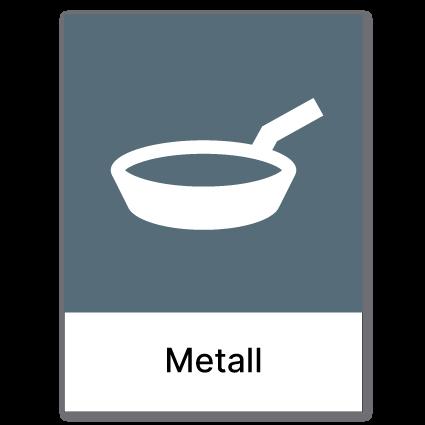 Avfallssortering Metall