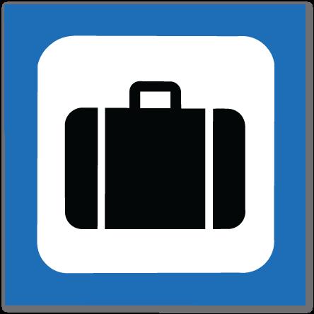 piktogram bagasje