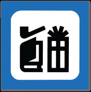 piktogram butikker