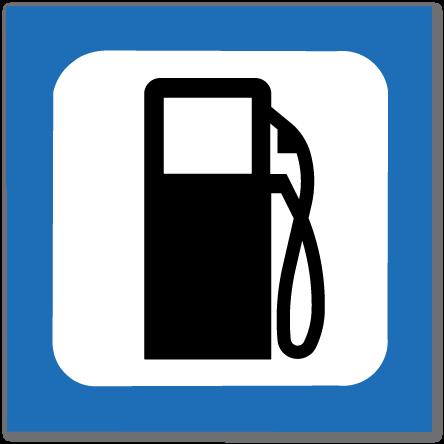 piktogram drivstoff