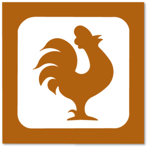 piktogram gårdsturisme