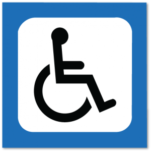 piktogram handikap-toalett
