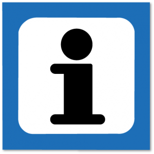 piktogram informasjon