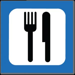 piktogram restaurant
