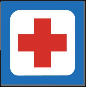 piktogram førstehjelp