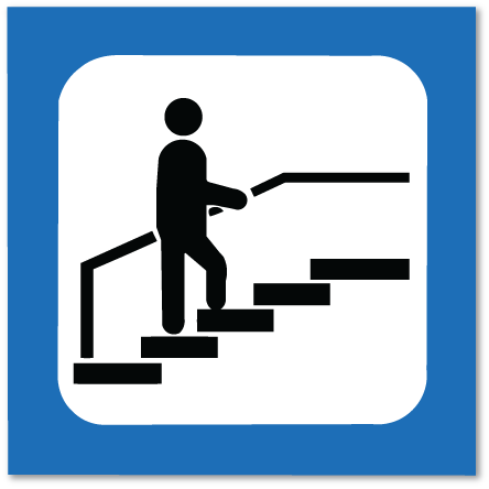 piktogram trapp