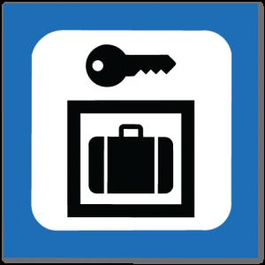 piktogram bagasje-oppbevaring