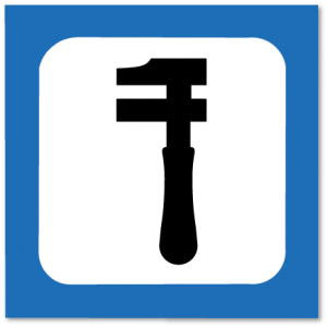 piktogram bilverksted