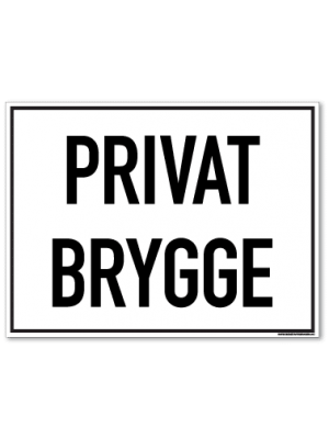 Privat brygge 2