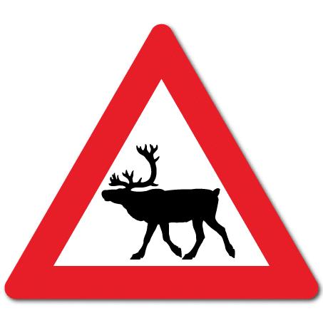 Trafikkskilt Rein 146-2