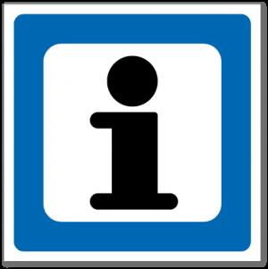Trafikkskilt Informasjon 635