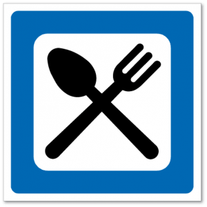 Serviceskilt