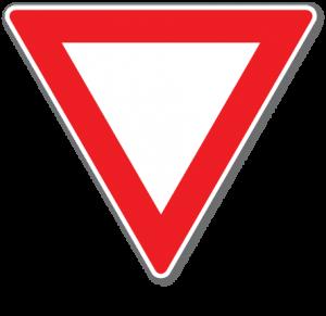 trafikkskilt vikeplikt 202